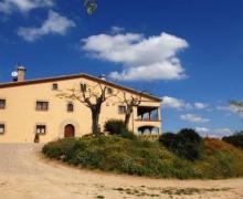 Can Mas Vila casa rural en Fogars De La Selva (Barcelona)