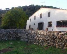 Can Pau De La Rosa casa rural en Dosrius (Barcelona)