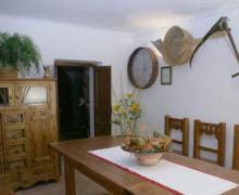 Can Pavet casa rural en Pontons (Barcelona)