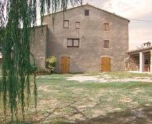 La Barraca casa rural en Montmajor (Barcelona)