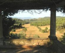 Mas Amigó casa rural en Santa Margarida De Montbui (Barcelona)
