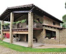 Mas Can Tomàs de Pagés casa rural en Borgonyà (Barcelona)