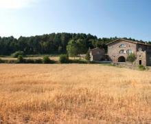 Mas Torigues casa rural en Santa Maria D´ Olo (Barcelona)