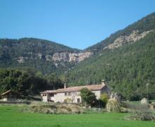 Masía Cal Gotlla casa rural en L´ Espunyola (Barcelona)