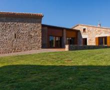 Mateus casa rural en Sagas (Barcelona)