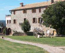 Sellarés Rural casa rural en Sallent (Barcelona)
