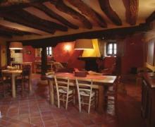 Dondevilla I y II casa rural en Ahedo Del Butrón (Burgos)