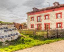 La Bernarda I y II casa rural en Trashaedo Del Tozo (Burgos)