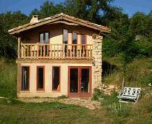La Cabaña de Manzanela casa rural en Puentedey (Burgos)