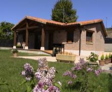 La Huerta de Ananías casa rural en Humienta (Burgos)
