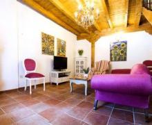 Poza de laTorca I y II casa rural en Frias (Burgos)