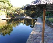 Akassa casa rural en Pinofranqueado (Cáceres)