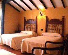 Hotel Casa Rural Ruidioro casa rural en Santibañez El Bajo (Cáceres)
