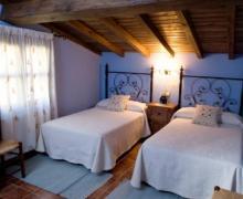 La Viña casa rural en Navaconcejo (Cáceres)