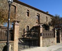 Peña Falcón casa rural en Torrejon El Rubio (Cáceres)