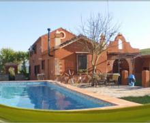 Cortijo La Dehesa casa rural en Prado Del Rey (Cádiz)