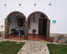 Las Marinetas casa rural en Zahara De La Sierra (Cádiz)