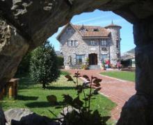 Hospedería La Llosa de Sámano P casa rural en Samano (Cantabria)