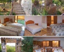 Casa Barranc Del Minyo casa rural en Vall D´ Alba (Castellón)
