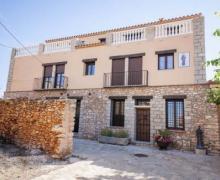 Mas De Roures casa rural en Vall D´ Alba (Castellón)