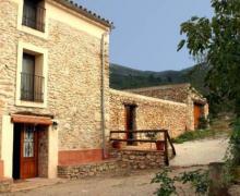 Mas D´enfabona casa rural en Albocacer (Castellón)