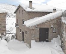 Masía Moli D´en Pí casa rural en Morella (Castellón)