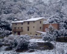 Masico Santana casa rural en Todolella (Castellón)