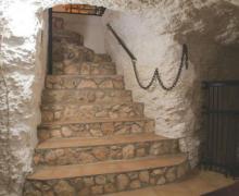 Casa Cueva La Dama casa rural en Pedro Muñoz (Ciudad Real)