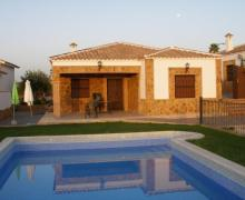 Casitas de San Jose casa rural en Montemayor (Córdoba)