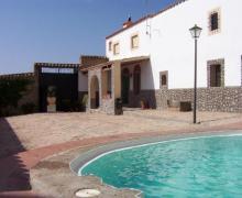 Cortijo Charcollana casa rural en Pozoblanco (Córdoba)