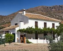 Cortijo El LLano casa rural en Priego De Cordoba (Córdoba)