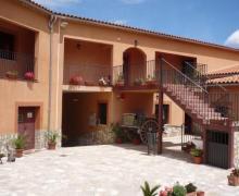 Albergue Serranilla casa rural en Villanueva De Guadamejud (Cuenca)