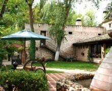 Hospedería - Restaurante Casas de Luján casa rural en Saelices (Cuenca)