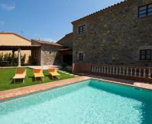 Hotel Mas 1670 casa rural en Calonge (Girona)