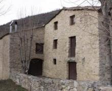 Cal Pai casa rural en Pardines (Girona)