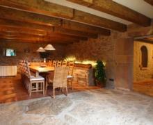 Cal Rajoler casa rural en Sant Medir (Girona)