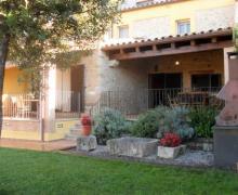 Cal Ros  casa rural en Camallera (Girona)