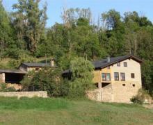 Cal Sams casa rural en Isovol (Girona)