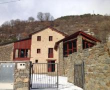 Can Bertran casa rural en Toses (Girona)