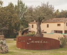 Can Camisa casa rural en Sant Marti De Llemena (Girona)