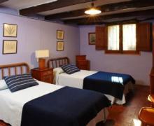 Can Capsec casa rural en La Vall De Bianya (Girona)