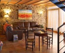 Can Furtià casa rural en Garriguella (Girona)