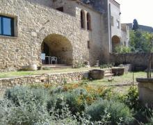 Can Gener casa rural en Capmany (Girona)