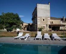 Can Lleter casa rural en Cornella Del Terri (Girona)