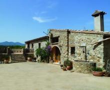Can Lluis casa rural en Cistella (Girona)