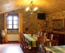 Can Malrás casa rural en Massanes (Girona)