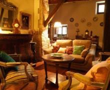 Can Solanas casa rural en Serinya (Girona)
