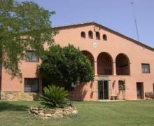 Can Miquelet casa rural en Vilademuls (Girona)