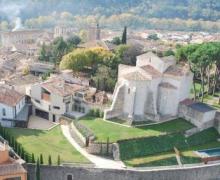 Casa Marcial casa rural en Besalu (Girona)