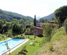 Casa Rural Can Solà casa rural en La Vall De Bianya (Girona)